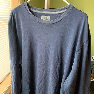 Old Navy thermal shirt